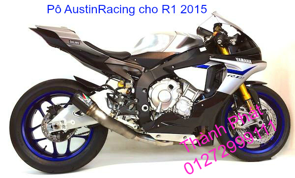 Do Choi Cho Yamaha R1 2015 - 27