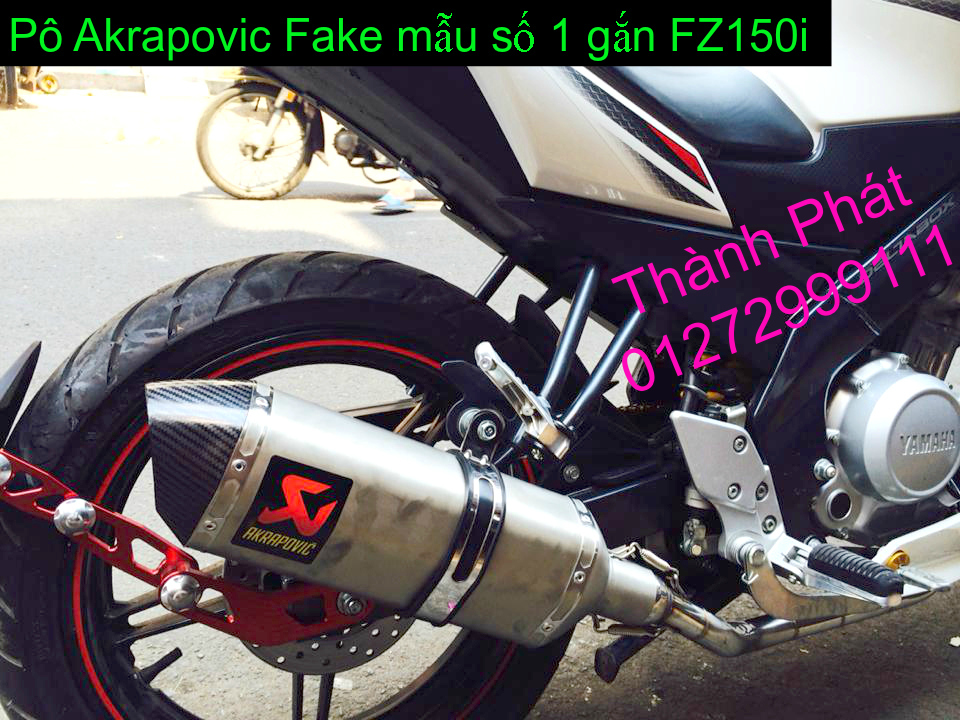 Po do Po kieu Co po 7 khuc AHM Akrapovic Yoshimura SC Project 2 Brother MIVV YYPANG Leov - 40