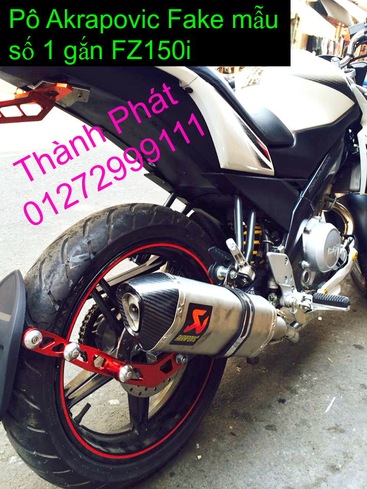 Po do Po kieu Co po 7 khuc AHM Akrapovic Yoshimura SC Project 2 Brother MIVV YYPANG Leov - 41