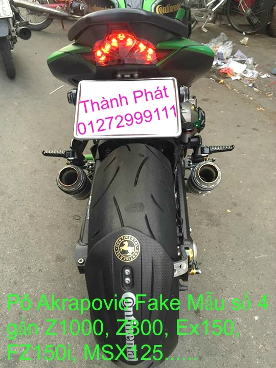 Po do Po kieu Co po 7 khuc AHM Akrapovic Yoshimura SC Project 2 Brother MIVV YYPANG Leov - 5