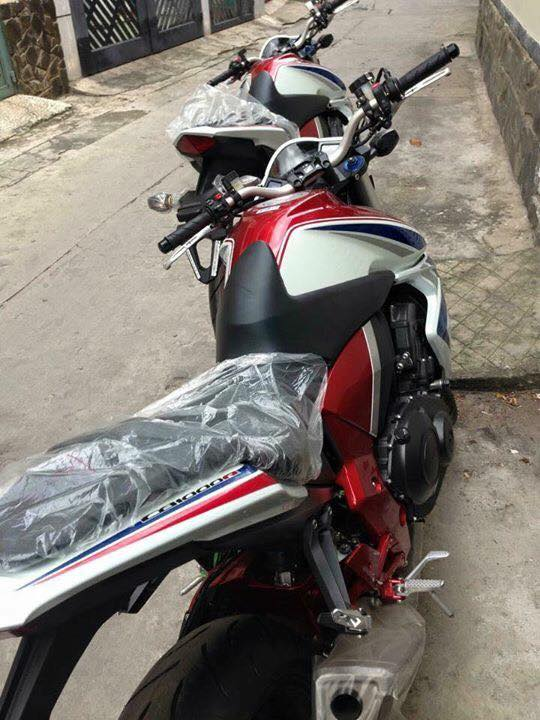 Showroom Moto Ken Can tien 2 e Cb1000 tricolor 2015 chau au full opstion hai quan co san - 2