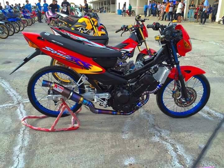 Sonic 125cc full do choi thai tan rang