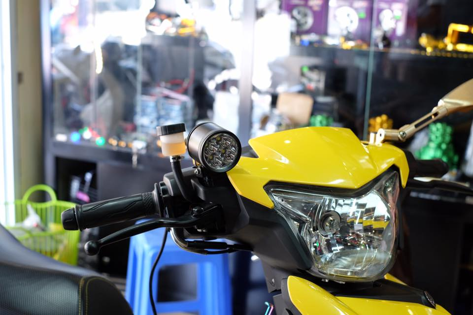 Yamaha Exciter 150cc do Led Pha Cree L4