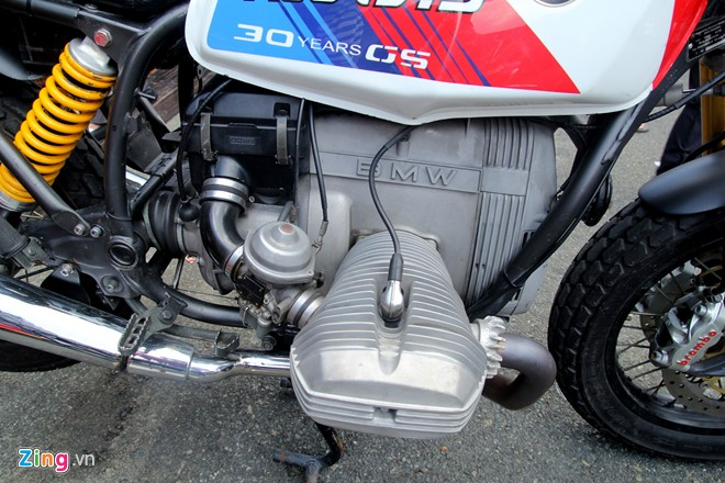 BMW R80GS Do Tracker tai Sai Gon - 5