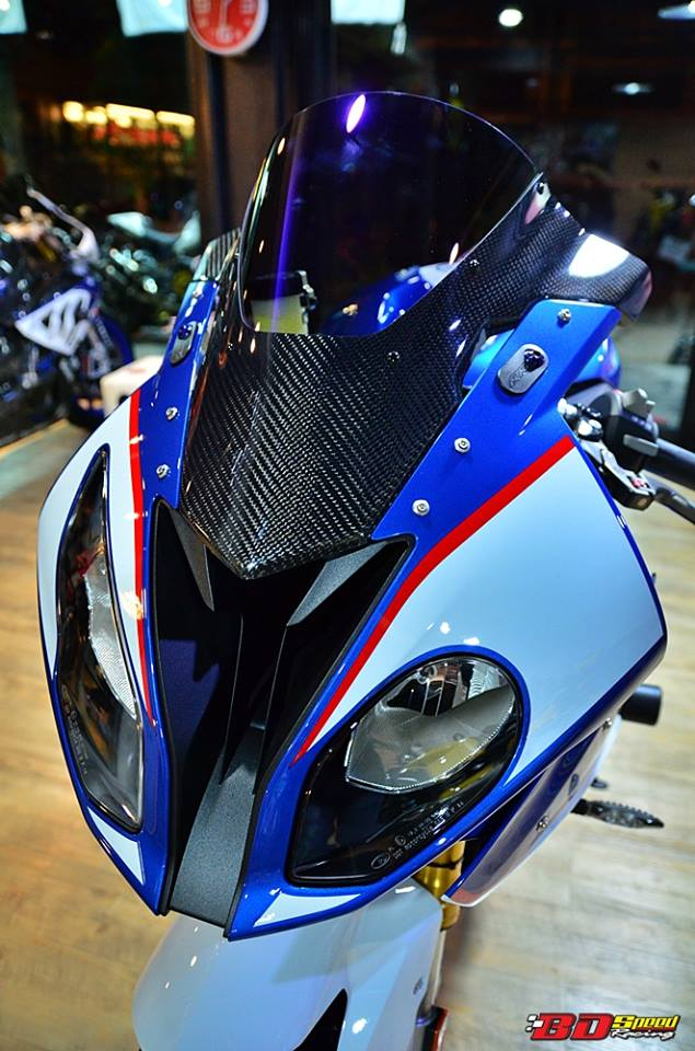 BMW S1000RR 2015 do noi bat voi dan do choi hang hieu - 2