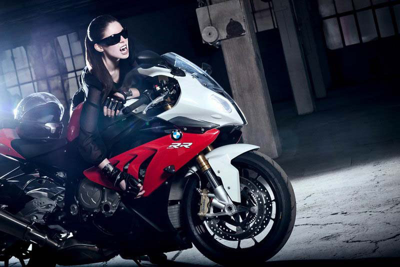 BMW S1000RR day ma mi trong bo anh do dang cung Ma ca rong - 2