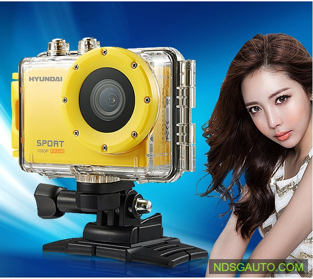Camera hanh trinh Hyundai Sport Wifi Gan mo too to - 2