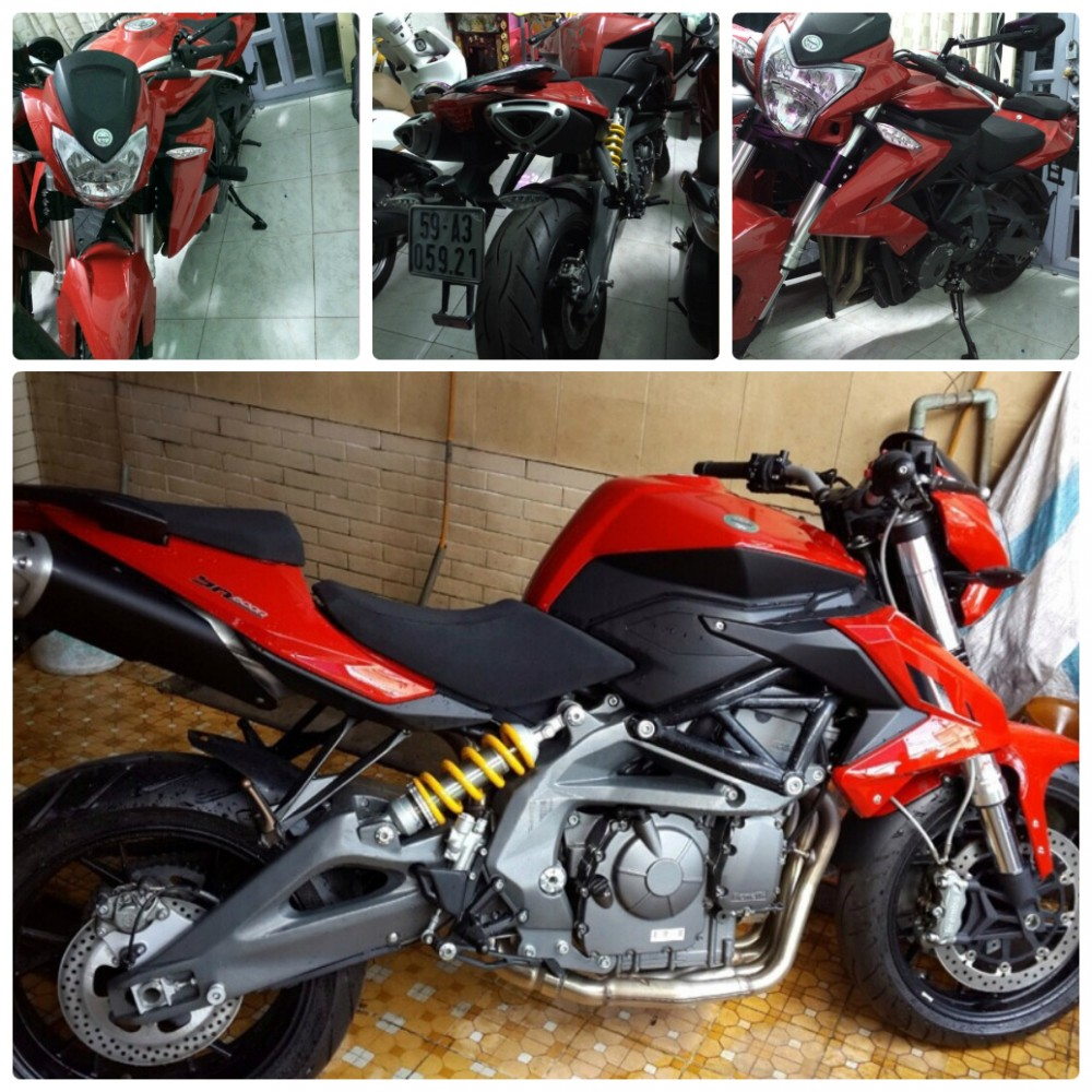 Can ban Benelli BN600i2015