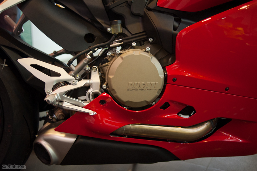 Can canh Ducati 1299 Panigale S chinh hang tai Viet Nam - 7