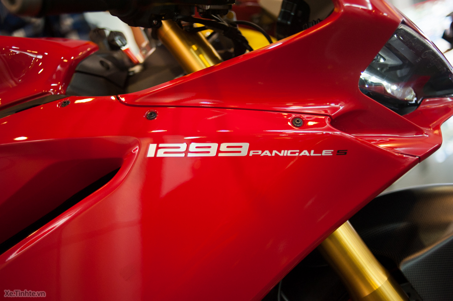 Can canh Ducati 1299 Panigale S chinh hang tai Viet Nam - 9