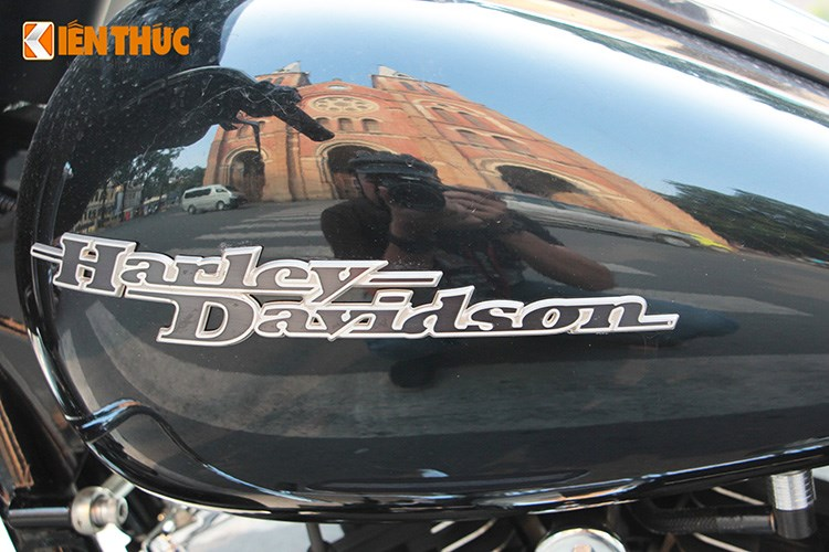 Can canh HarleyDavidson Street Glide gia 11 ty tren pho Sai Thanh - 9