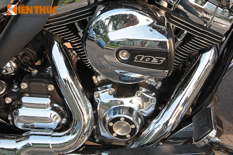 Can canh HarleyDavidson Street Glide gia 11 ty tren pho Sai Thanh - 19