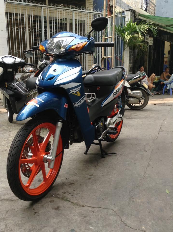 Chiec Wave di cay phien ban repsol day an tuong
