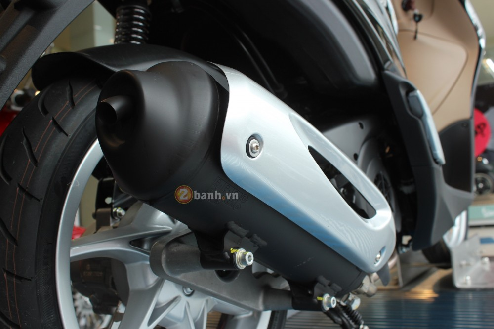 Cung 2banhvn cam nhan ve xe Piaggio Liberty ABS 2015 - 15