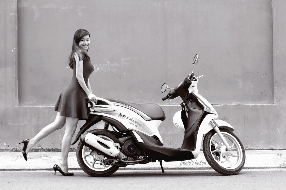 Cung 2banhvn cam nhan ve xe Piaggio Liberty ABS 2015 - 25