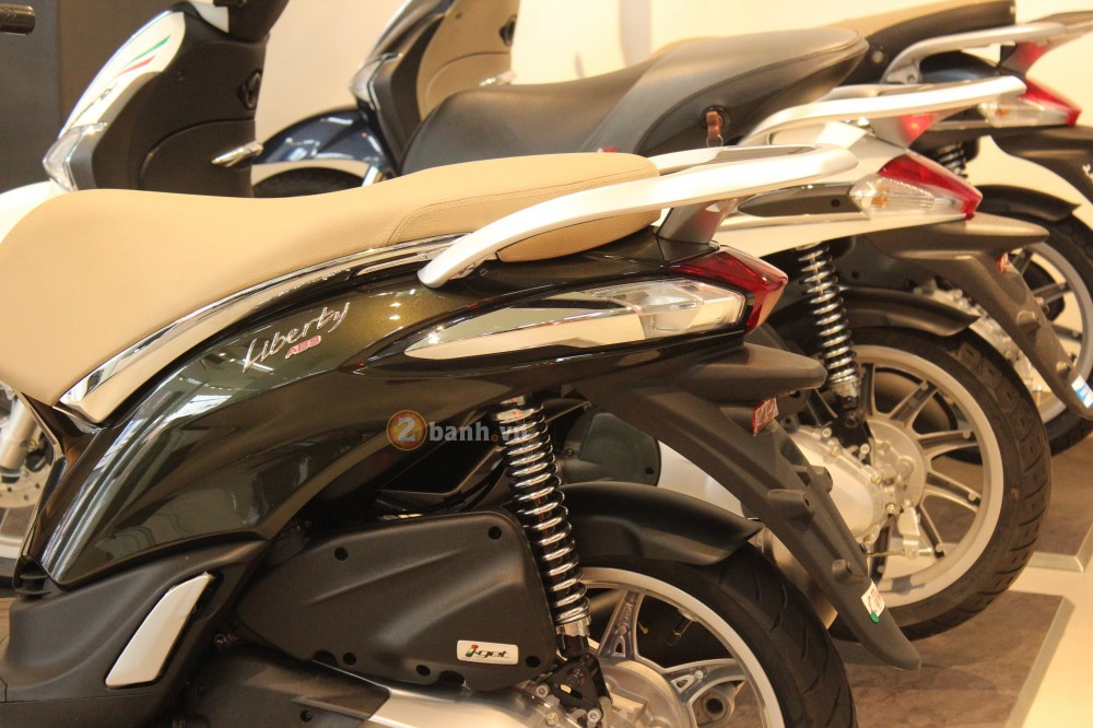 Cung 2banhvn cam nhan ve xe Piaggio Liberty ABS 2015 - 22