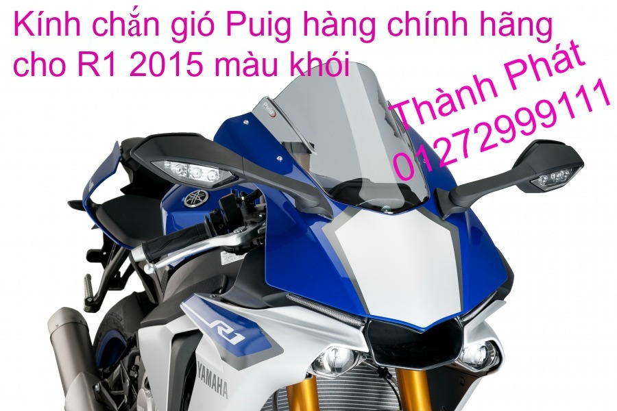 Do Choi Cho Yamaha R1 2015