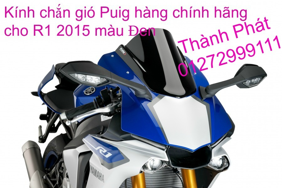 Do Choi Cho Yamaha R1 2015 - 2