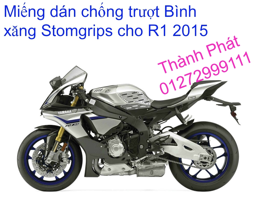 Do Choi Cho Yamaha R1 2015 - 17
