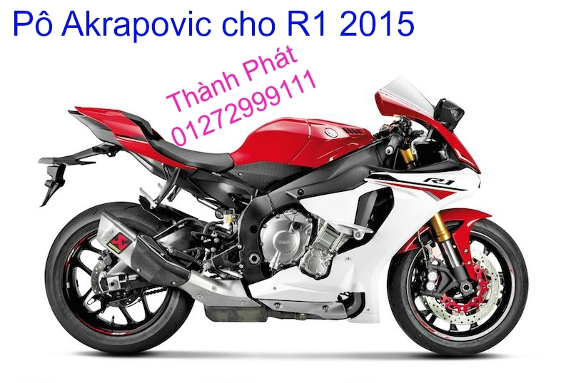 Do Choi Cho Yamaha R1 2015 - 21