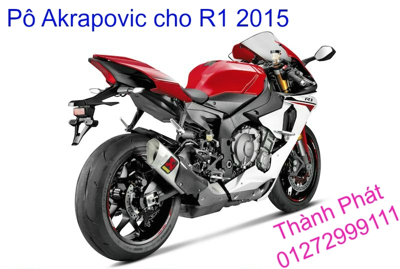 Do Choi Cho Yamaha R1 2015 - 22