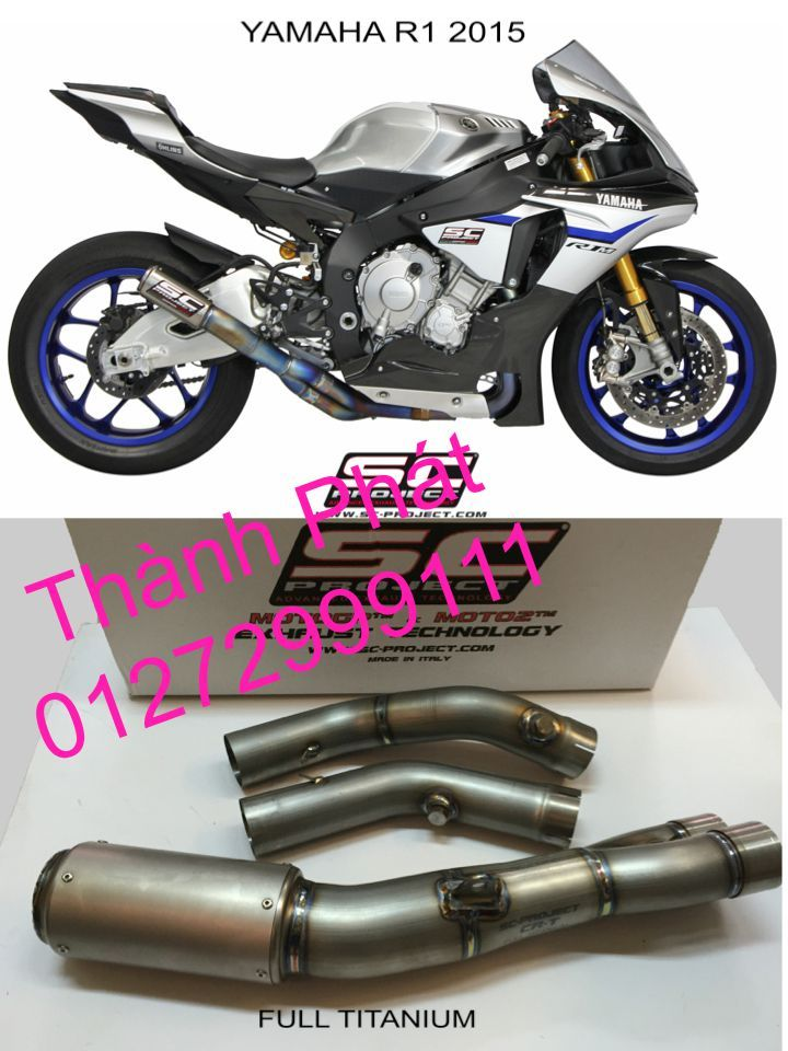 Do Choi Cho Yamaha R1 2015 - 24