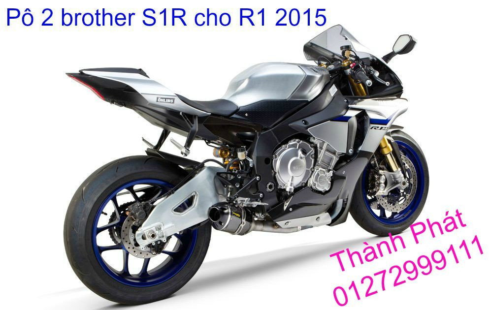 Do Choi Cho Yamaha R1 2015 - 29