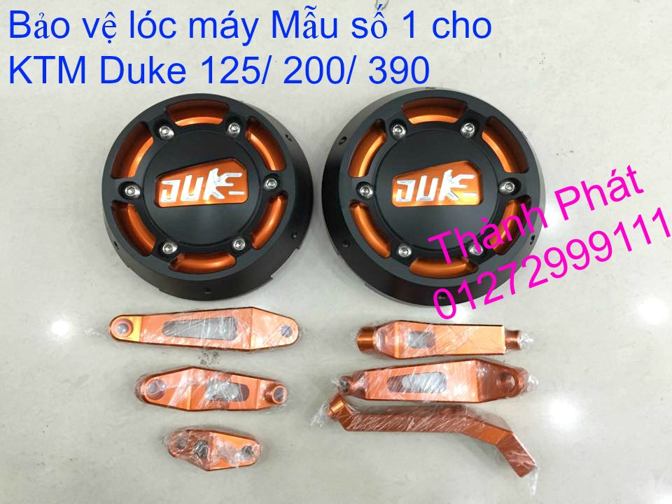 Do choi KTM Duke 125 200 390 tu A Z Gia tot Up 522015 - 17