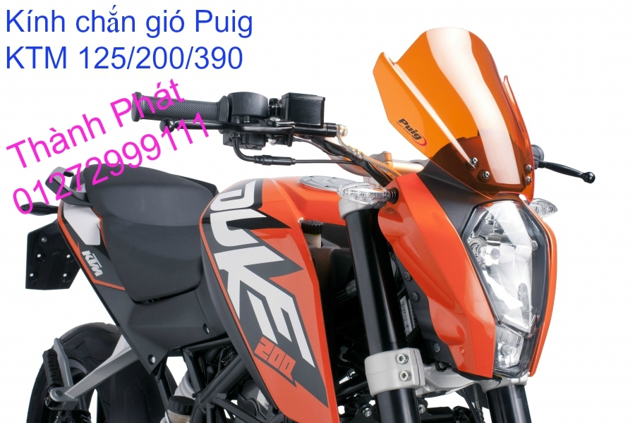 Do choi KTM Duke 125 200 390 tu A Z Gia tot Up 522015 - 20
