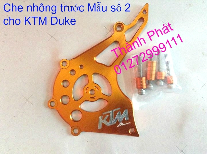 Do choi KTM Duke 125 200 390 tu A Z Gia tot Up 522015 - 15