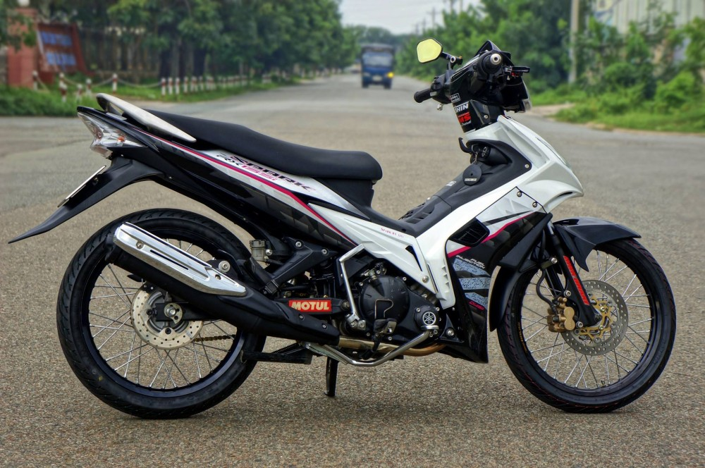 Exciter 2010 phong cach Spark rx135i - 9