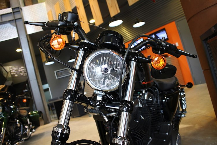 HarleyDavidson Forty Eight mau xe mo to 1200 cc gia tot nhat Viet Nam - 2