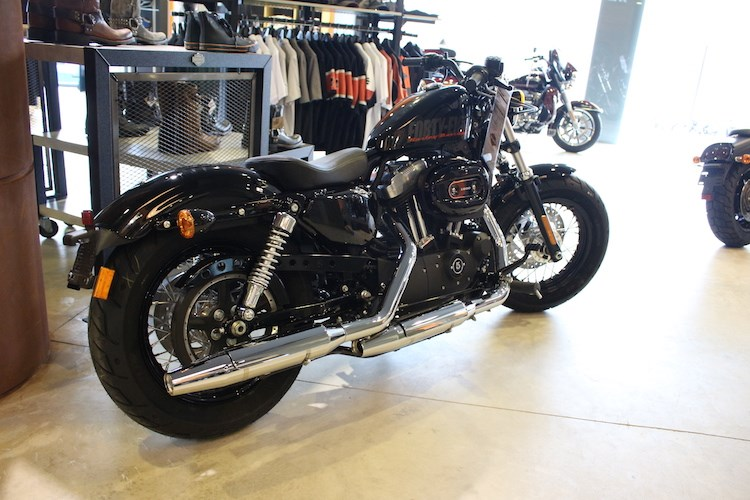 HarleyDavidson Forty Eight mau xe mo to 1200 cc gia tot nhat Viet Nam - 6