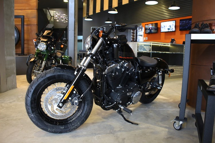 HarleyDavidson Forty Eight mau xe mo to 1200 cc gia tot nhat Viet Nam - 10