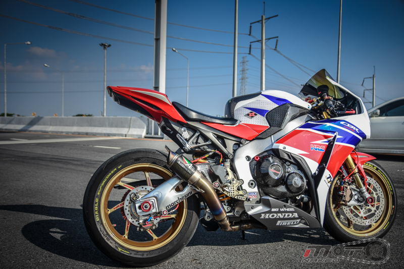 Honda CBR1000RR FireBlade SP do full Option tai Thai - 31