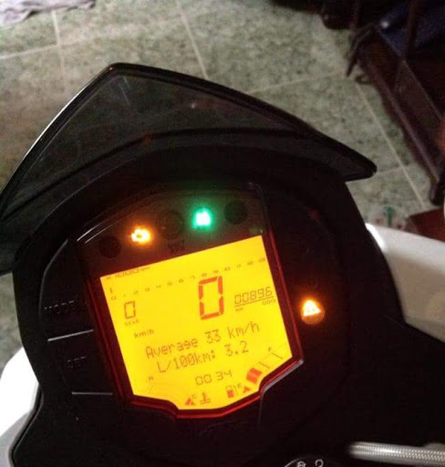 KTM Duke 200 No Abs nhu moiodo 9xx km can ban - 10