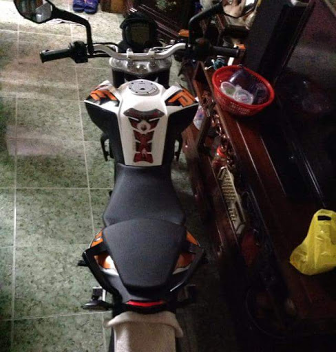 KTM Duke 200 No Abs nhu moiodo 9xx km can ban - 9