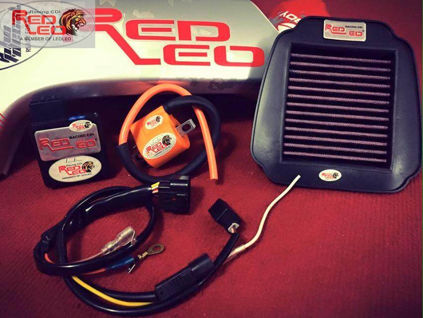 Leo Leo Racing Shop HOT HOT HOT khuyen mai lon cung RED LEO
