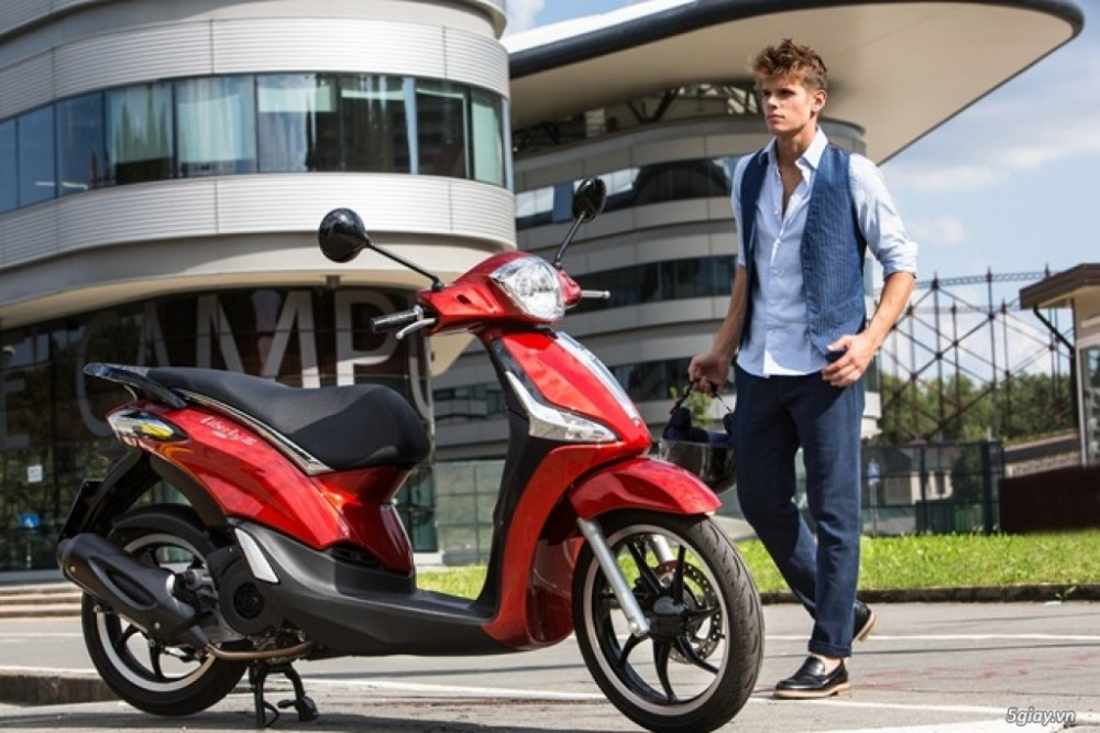 Piaggio Liberty ABS All New 0935 282928 Huy Phuoc - 4
