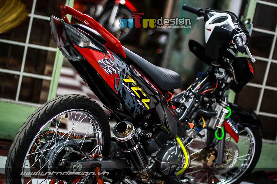 Nhung buc anh nghe thuat cua con Exciter 135 do - 3