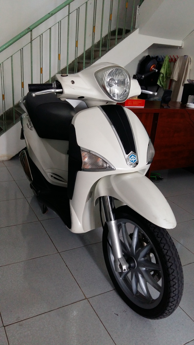 Piaggio liberty 125 ie doi 2011 bstp 9 nut - 2