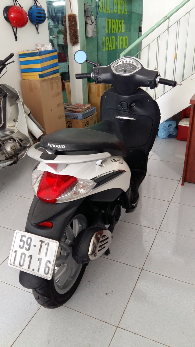 Piaggio liberty 125 ie doi 2011 bstp 9 nut - 3