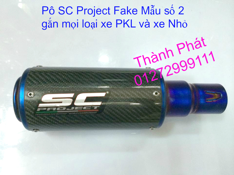 Po do Po kieu Co po 7 khuc AHM Akrapovic Yoshimura SC Project 2 Brother MIVV YYPANG Leov - 31