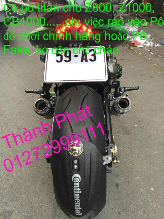 Po do Po kieu Co po 7 khuc AHM Akrapovic Yoshimura SC Project 2 Brother MIVV YYPANG Leov - 20