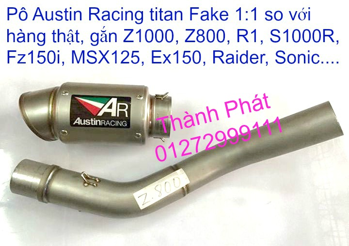 Po do Po kieu Co po 7 khuc AHM Akrapovic Yoshimura SC Project 2 Brother MIVV YYPANG Leov - 21