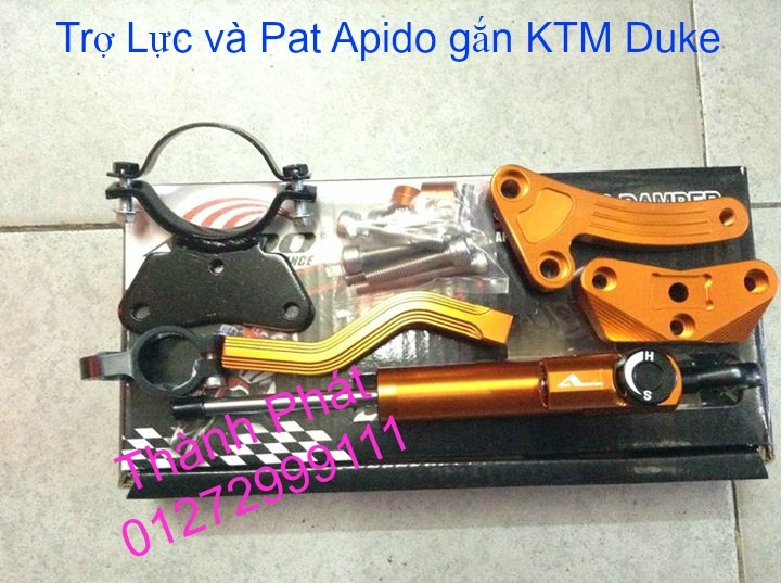 Tro luc Apido Sum Racing YCS Ohlins gan Ex150 Winner Raider MSX125 Dream Wave Luvias Mio - 29