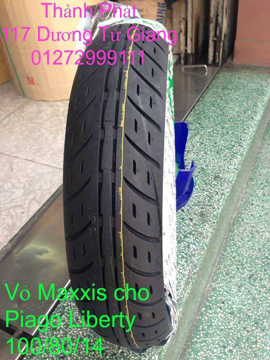 Vo lop xe may PKL va xe nho DunLop Michelin Briedgestone Continental IRC VeeRuber Swallow - 48