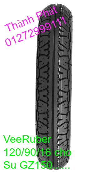 Vo lop xe may PKL va xe nho DunLop Michelin Briedgestone Continental IRC VeeRuber Swallow - 26