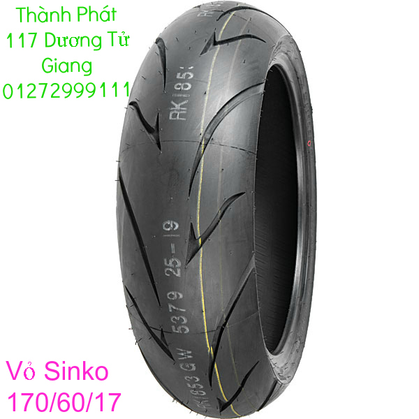 Vo lop xe may PKL va xe nho DunLop Michelin Briedgestone Continental IRC VeeRuber Swallow