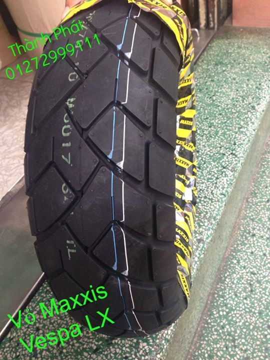 Vo lop xe may PKL va xe nho DunLop Michelin Briedgestone Continental IRC VeeRuber Swallow - 47